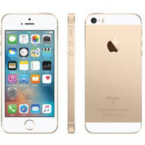 iPhoneSE 32GB ゴールド(海外版SIMフリー)[2373]