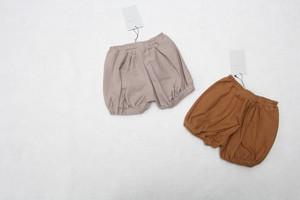 mimi poupons(ミミプポン)/パフボトム/Camel(キャメル)/(M/L)