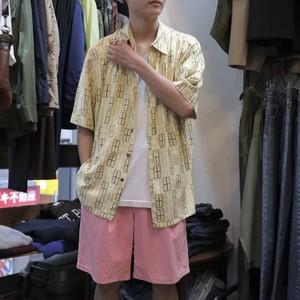 """Havana"" s/s rayon shirts"