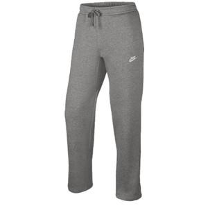 Nike Club Open Hem Fleece Pants - Men's Size S