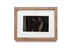 Emily Smith Print with frame 006