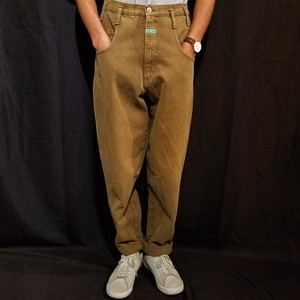 Color denim pants /Made In Italy [K-1560]