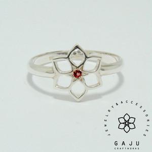 gajuvana ring (アメジスト)