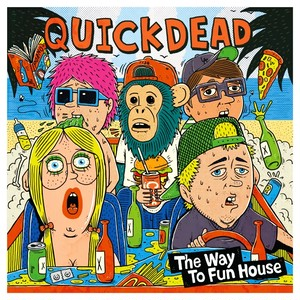 QUICKDEAD / thewaytofunhouse (CD)