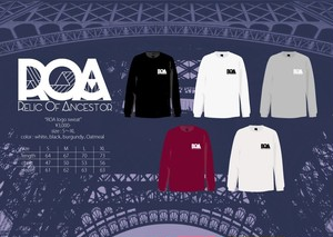 ROA New logo Sweat-shirts