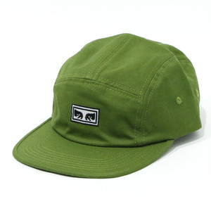 EYES 5 PANEL HAT (ARMY)
