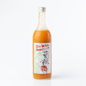 南郷トマト100%ジュース夏秋 2本セット