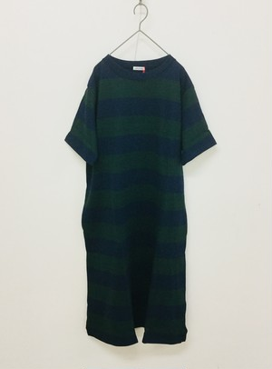 【Lilou &Lily】RUGBY'S BD TEE DRESS/SD01T-0378