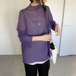 bottleneck sheer BL/purple