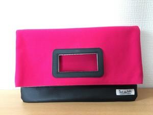 クラッチバッグ《ピンク》