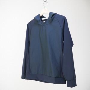 Shirts Fab. raglan hood cut&sew Navy ykcs-501