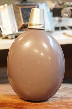 【ビンテージ】希少 昭和20~30年代 セルロイド ガラス製水筒