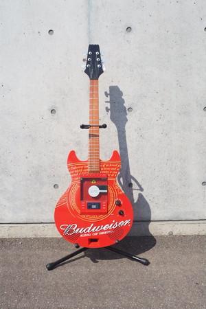 品番MU-001 バドワイザー『 Budweiser 』 ギター CDオーディオ・ラジオ
