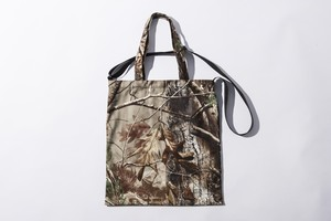 REAL TREE CAMO 2WAY BAG