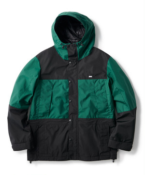 FTC (エフティーシー) / WATERPROOF 3L MOUNTAIN JACKET -GREEN-