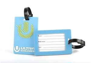 ULTRA ラゲッジネームタグ(ブルー)