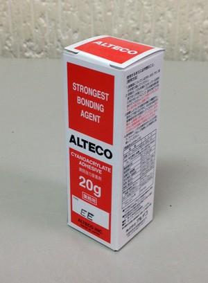 接着剤:アルテコ
