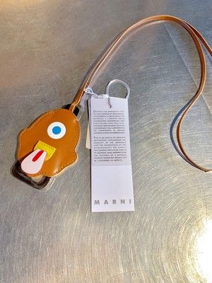 MARNI monster motif bottle opener