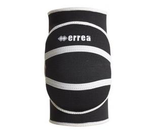【Errea】海外限定(ユニセックス)☆バレーボール ニーサポーター 左右セット black