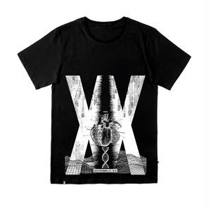 #000000 BIG-Tシャツ