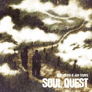 【CD】Budamunk & Joe Styles - Soul Quest