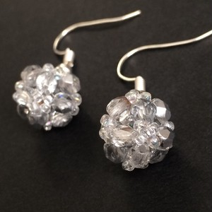snow ball:silver crystale:piace