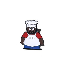 "PINPATCHINC""Chef"""