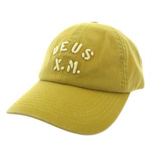 デウスエクスマキナ DEUS EX MACHINA 帽子 キャップ メンズ レディース DMF77769-GLD イエロー イエロー