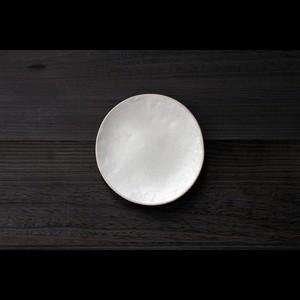 """英国の陶芸アーティスト【SARAH JERATH】""""CHALK"""" 20cm Plate プレート 中皿 No.3"""