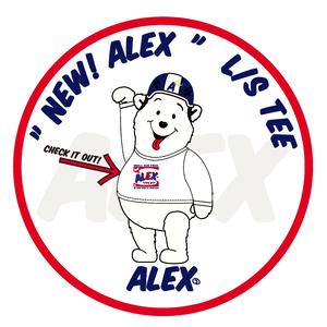 """"""" NEW! ALEX """" L/S TEE"""
