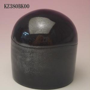 陶器製ミニ骨壷あんのん(KZ380BK00)無地