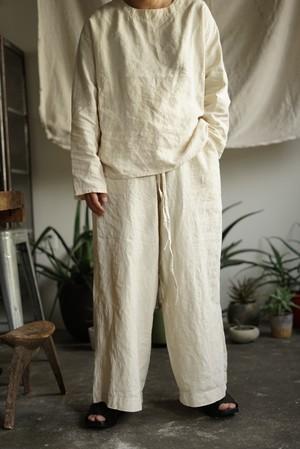 <STYLING> ⇨ Vincent Jalbert - Full Vintage Linen T Shirt