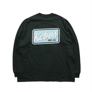 HK HEAVY WEIGHT L/S TEE【FOREST】