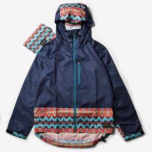 MMA Pendleton Packable Wind Shell Hoody (Navy)