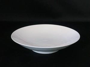 【井上祐希作】釉滴皿(大)WHITE