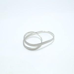 2フィンガーリング(Silver色)