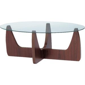 テーブル David ダーヴィド ローテーブル ガラス製 西海岸 インテリア 雑貨 西海岸風 家具