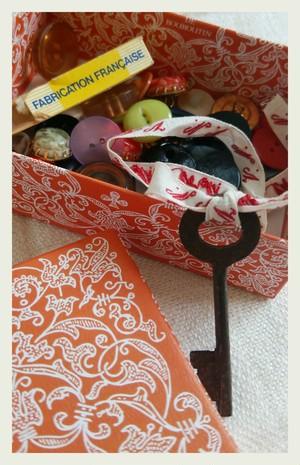 A7 オレンジカーペット box
