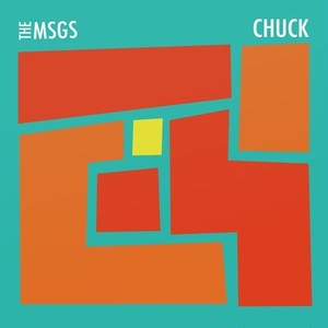 "THE MSGS ""CHUCK"" / CD"