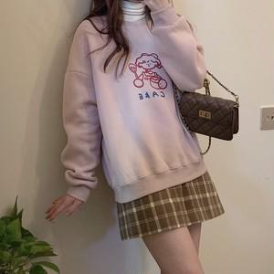 〈カフェシリーズ〉コックさんの淡色セーター【Shuff light color?sweater】