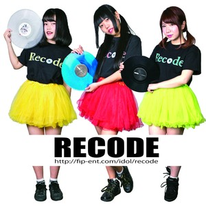 RECODE(零code1stマキシシングル)