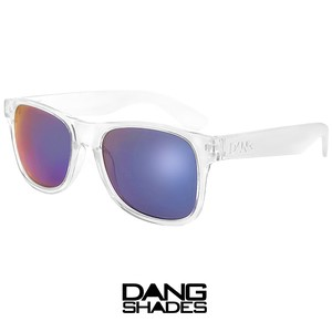 ダンシェイディーズ サングラス vidg00330 ロコ DANG SHADES loco dangshades メンズ レディース ウェリントン ミラーレンズ