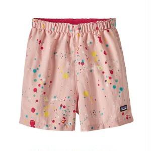 Patagonia Baby Baggies Shorts ( SOSF カラー )  キッズ パタゴニア  バギーズショーツ