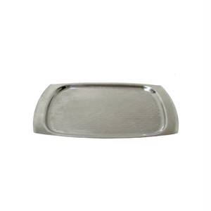 """""""BRITISH VINTAGE / OLD HALL"""" STAINLESS TRAY"""