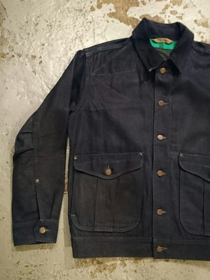 "FILSON ""WAX DENIM HUNTING JACKET"""