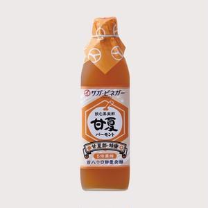 【飲む果実酢】500ml甘夏バーモント