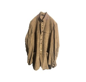 Gold Buttons Jacket