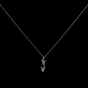 jg<Ace> ネックレス K18/ダイヤモンド
