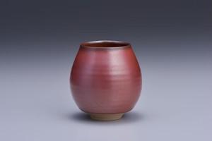 香るカップ極ミニサイズ 赤釉