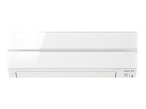 三菱 【エアコン】おもに6畳用 Sシリーズ (パウダースノウ) MSZ-S2218-W